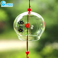 japanese glass wind chime free garden glass wind chimes cherry blossoms traditional wind bell car japanese glass wind chime vintage style