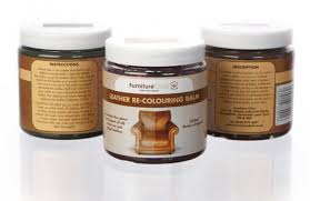 leather re colouring balm