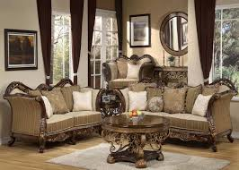 New Style Living Room  Qvitterus - Country style living room furniture sets