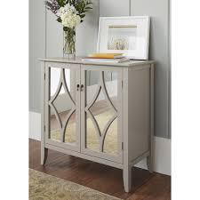 White Mirrored Buffet Cabinet Door Elizabeth Gold Modern Wallpaper Photos  HD Decpot.