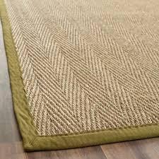 color bound seagrass rug designs