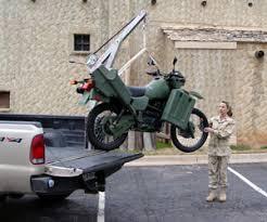 Truck Bed Mounted Hoist, Electric Truck Bed Crane | Trucks ...