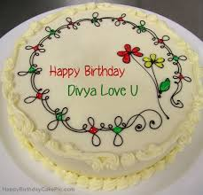 There are 60+ professionals named divya bala, who use linkedin to exchange information, ideas, and opportunities. Birthday Cake For Divya Love U