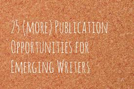 essays short stories and one act plays more publication  25 more publication opportunities for emerging writers 25 more publication opportunities for emerging writers aerogramme writers