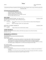 Sample Federal Resume Ksa Federal Resume Sample Ckum Ca