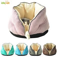 <b>Warm Cotton Cat</b> Bed House Pet Bed Pet Dog House Lovely Soft ...