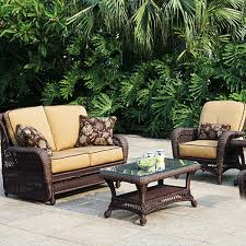 outdoor patio wicker chairs. charming dark brown rectangle modern wood with leather resin wicker patio chairs varnished design outdoor w