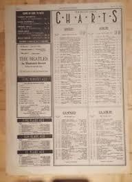 Rhapsody Charts Music Charts Nme 3 1 1976 Singles Albums Queen Bohemian