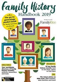 Family Tree Magazine Family History Handbook 2019 Subscriptions