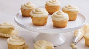 cupcakes. Simple Cupcakes Classic Vanilla Cupcakes On E