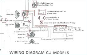 1964 jeep cj5 light wiring diagram little wiring diagrams 1967 Dodge Wiring Diagram at 1967 Jeepster Wiring Diagram