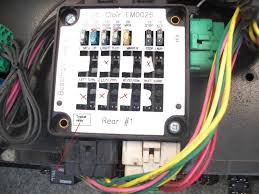 rv net open roads forum class a motorhomes dutch star brake lights these are the front fuse boxes located in the generator comparment