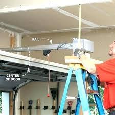 garage openers installation garage door opener costs coolest garage door opener install cost in home design