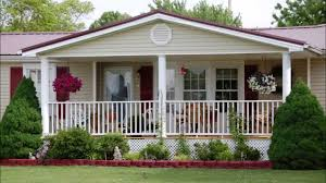 Deck Designs For Manufactured Homes Audio Program Affordable Porches For Mobile Homes