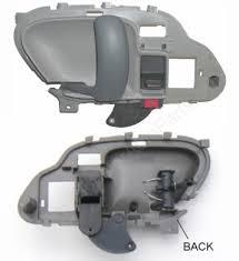 chevrolet silverado pickup truck door handle inside