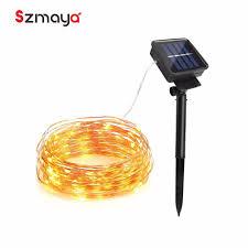 Worldwide Delivery 10 M Led Solar Lights In Nabara Online