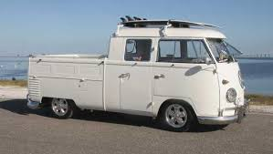 1960 VW double cab pickup from Florida- Hot VWs Magazine