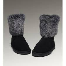 UGG Maylin 3220 Black Boots
