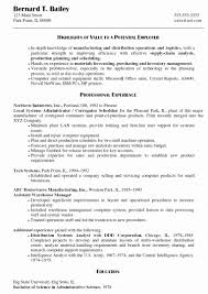 Iis Systems Administration Cover Letter Elegant System Administrator
