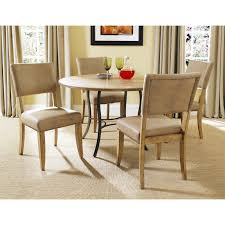 Hillsdale Dining Table Hillsdale Charleston 7 Piece Rectangle Desert Tan Wood Dining Set