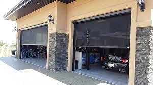 retractable garage door screen cost acvap homes few things that