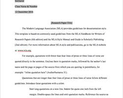 mla papaer mla paper libreoffice extensions and templates website