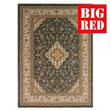 flair rugs traditional collection ottoman temple grey