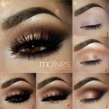 smokey eyes tutorial 15 easy step by step smokey eye makeup tutorials for beginners