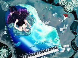 anime music wallpaper piano. Simple Piano Anime Piano Wallpaperjpg For Music Wallpaper Piano B