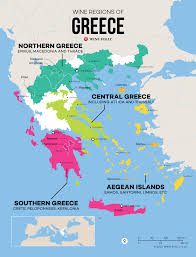 Wine Folly Chart The Beginners Guide To Greek Wines Wine Folly Wines