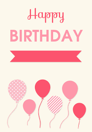 free printable photo birthday cards iiiii happy birthday birthday pinterest free printables