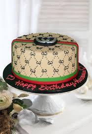 Birthday Cake Gucci Present