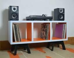 ikea retro furniture. Medium Image For Vinyl Record Storage Colourful Display Cabinet Funky Retro Furniture Open Shelving Turntable Stand Ikea