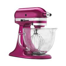 Pink Small Kitchen Appliances Kirpalanis Nv Kitchenaid Artisan Stand Mixer With Bowl 5 Qt