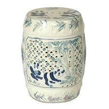ceramic garden stool garden stools vintage garden stool ceramic garden stool target cobalt blue ceramic garden