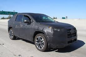 2019 Toyota RAV4 Breaks Cover Testing in Southern California ...