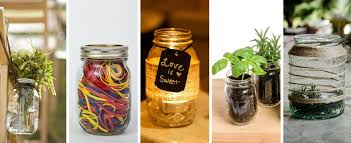 Diy Decorative Mason Jars Easy Mason Jar DIY Ideas Lovely Blog 9