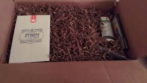 the tim ferriss quarterly package raymondthewilliams here s the best of a mystery package when you start to get a hint of the contents but you re still not sure what you ve got discovering it s not anthrax