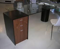 glass top office desk nice in interior design for remodeling with decoration ideas