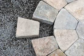 how to lay a patio paving slabs