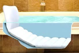 bathtub pillows photo 5 of 6 image of awesome bath tub pillow ordinary bathtub pillows bed bathtub pillows