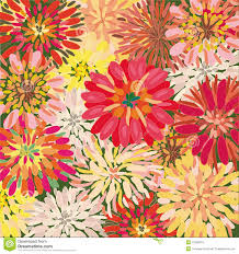 Free Floral Backgrounds Bright Floral Background Stock Vector Illustration Of Colourful
