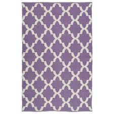 kaleen brisa lilac 9 ft x 12 ft indoor outdoor reversible area rug