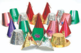 Image result for party hats for adults