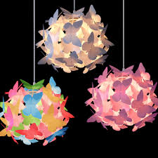 minisun children s bedroom erfly ceiling pendant light shade kids lampshade 1 of 1free