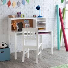 Image White Guidecraft Media Desk Chair Set White Hayneedle Kids Desks Hayneedle
