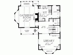 Cottage House Plan   Square Feet and Bedrooms from Dream    Level