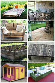diy outdoor projects. Exellent Projects DIY Backyard Pallet Projects To Diy Outdoor