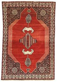 senneh rug western iran c 1900 lot 141 estimate 800 1 200