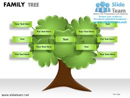 powerpoint family tree template how to make create geneology family tree powerpoint presentation slid